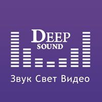 Логотип компании «Дип Саунд»