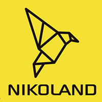 Логотип компании «Nikoland»