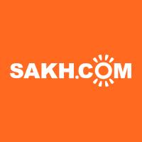 Логотип компании «Sakh.com»