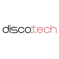 Логотип компании «DISCO:TECH»