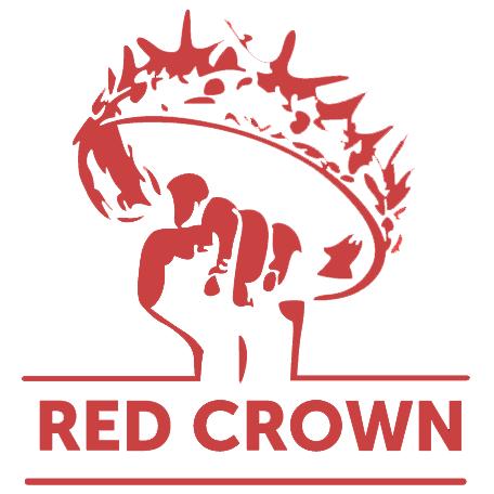 Логотип компании «RED CROWN»