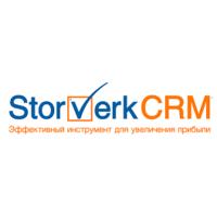 Логотип компании «STORVERK»