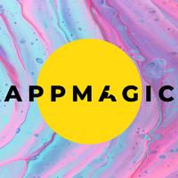Логотип компании «AppMagic»