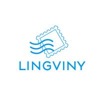 Логотип компании «Lingviny»