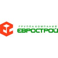"""Логотип компании «ГК """"ЕВРОСТРОЙ""""»"""