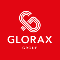 Логотип компании «Glorax Group»