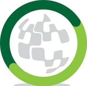 Логотип компании «Эфир»