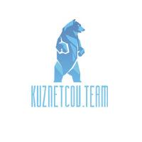 Логотип компании «KUZNETCOV.TEAM»