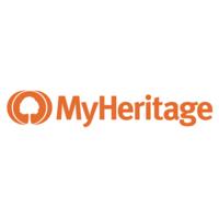 Логотип компании «MyHeritage»