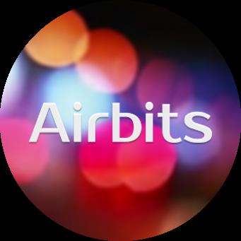 Логотип компании «Airbits»