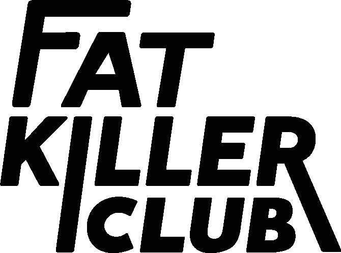 Логотип компании «Fatkiller Club»