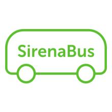 Логотип компании «Sirena Bus»