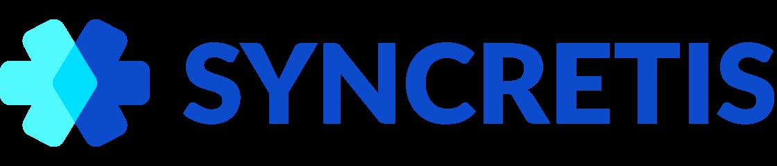 Логотип компании «Syncretis»