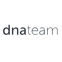 Логотип компании «DNA Team»