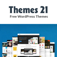 Логотип компании «Themes21»