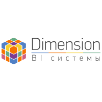 Логотип компании «Dimension consulting»