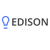 Логотип компании «EDISON»