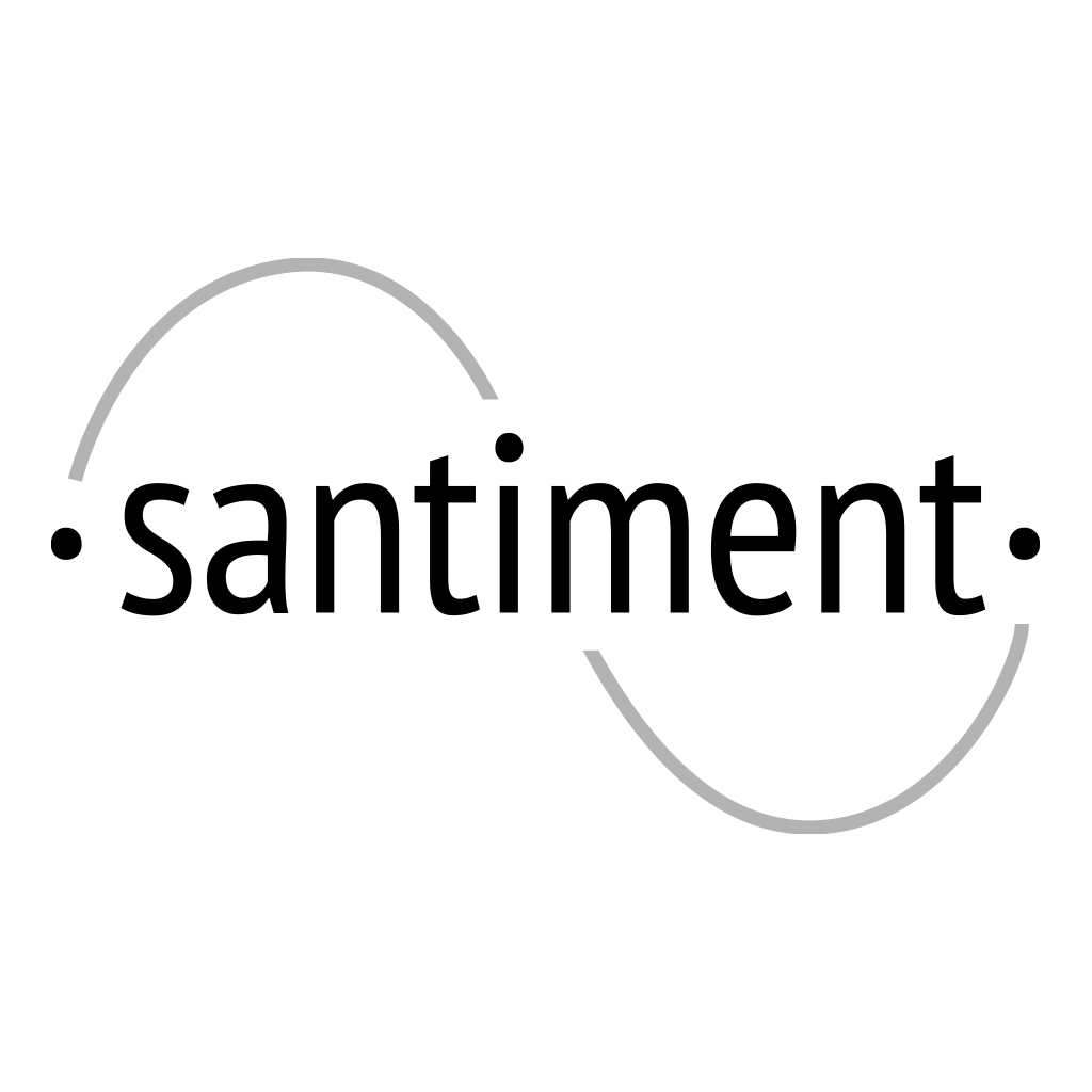 Логотип компании «Santiment»