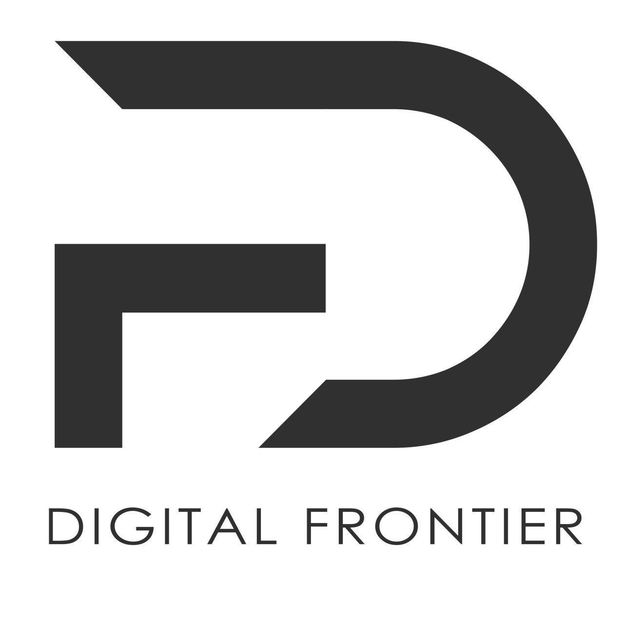 Логотип компании «Digital Frontier»
