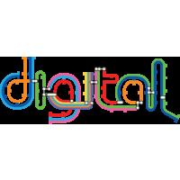 Логотип компании «DIGIFRONT»