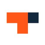 Логотип компании «LET'S TAXI»