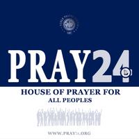 Логотип компании «PRAY24»