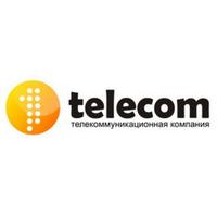 Логотип компании «Первый Телеком»