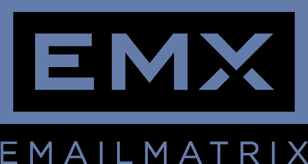 Логотип компании «EMAILMATRIX»