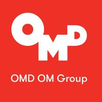 Логотип компании «OMD OM Group»
