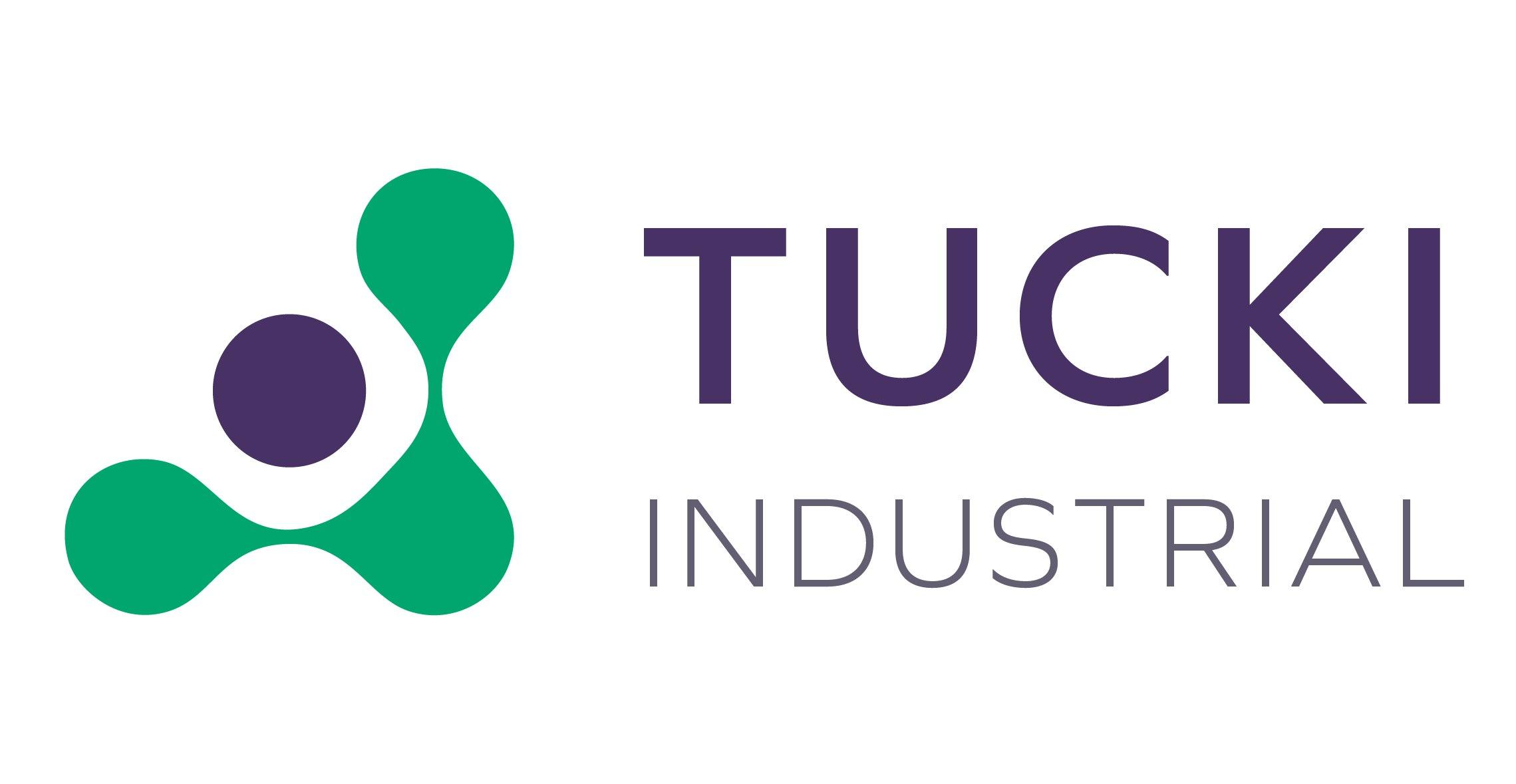 Логотип компании «Tucki Industrial»