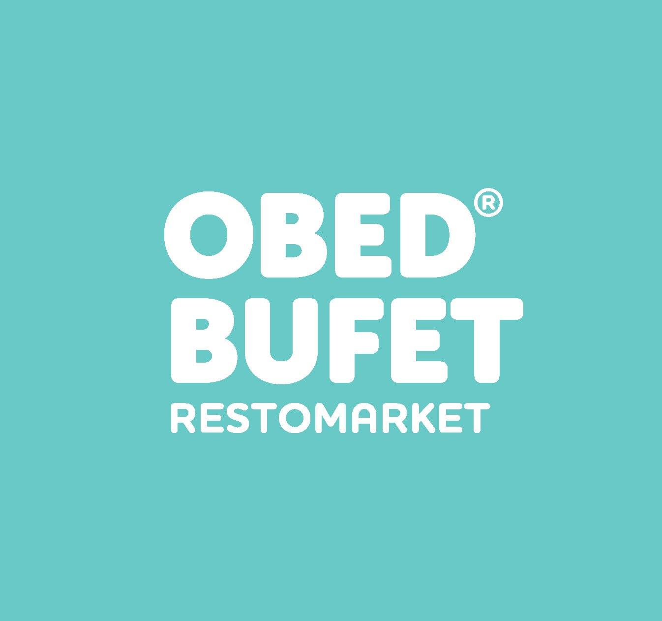 Логотип компании «OBED-BUFET»
