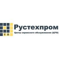 Логотип компании «Рустехпром»