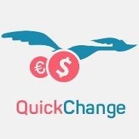 Логотип компании «QuickChange»