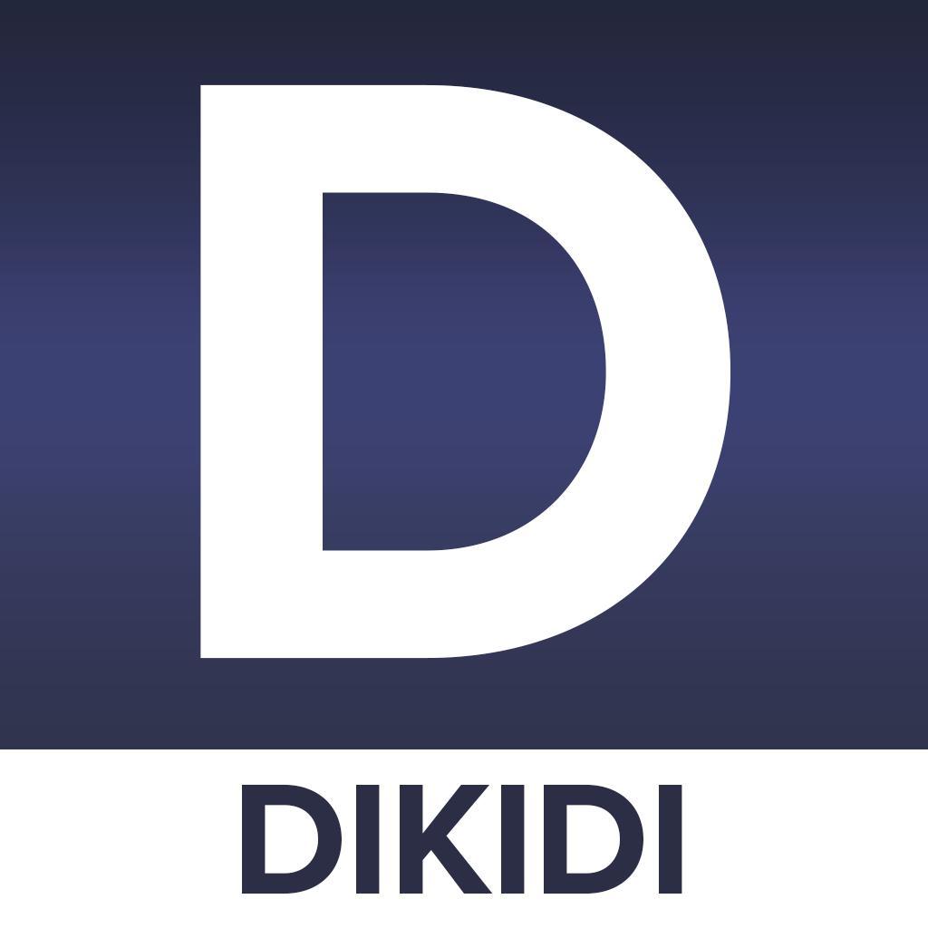Логотип компании «DIKIDI»