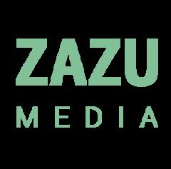 Логотип компании «ZAZU MEDIA»