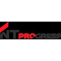 Логотип компании «NT Progress»