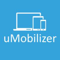 Логотип компании «uMobilizer»