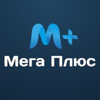 Логотип компании «МегаПлюс»