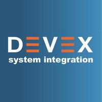 Логотип компании «DEVEX»