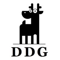 Логотип компании «DDG»