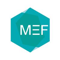 Логотип компании «MEF»