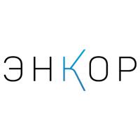 Логотип компании «Энкор»