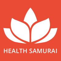 Логотип компании «Health Samurai»