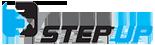 Логотип компании «StepUp»