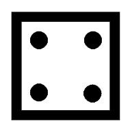 Логотип компании «4Taps Mobile»