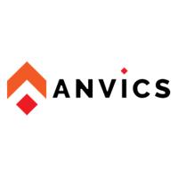 Логотип компании «Anvics»