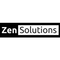 Логотип компании «ZenSolutions.ai»