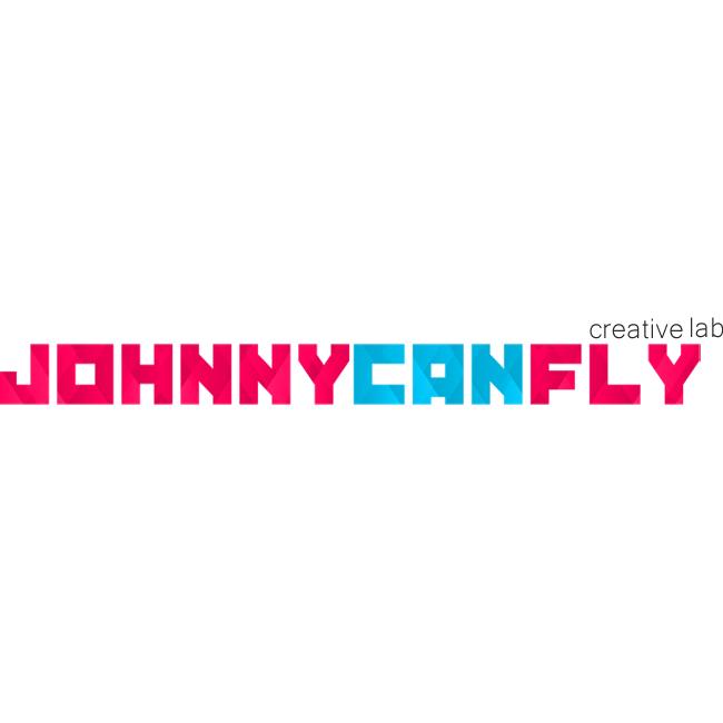 Логотип компании «JohnnyCanFly»