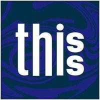 Логотип компании «Thisis.media»