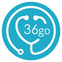 Логотип компании «36go»